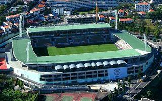 Nowy stadion: Estádio do Maritimo