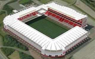 Anglia: Stoke zaczęło rozbudowę bet365 Stadium