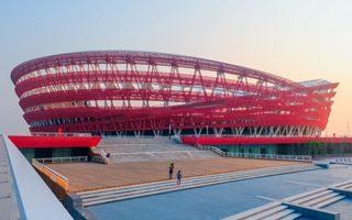 """Nowy stadion: Poznajcie """"Czerwoną Plażę"""""""