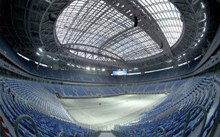 Rosja 2018: Zenit Arena zacznie żyć w sobotę