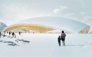 Nowy projekt: Wielka zaspa z Grenlandii