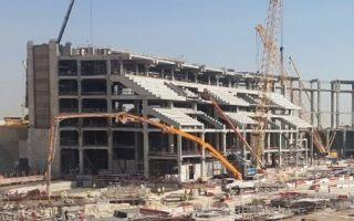 Katar 2022: Pierwsze tymczasowe trybuny na Al Bayt Stadium