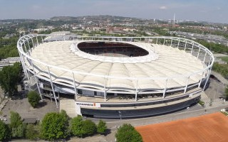 Stuttgart: Ruszają przygotowania do wymiany dachu Mercedes-Benz Areny