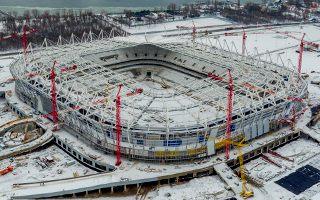 Rosja 2018: Rostov Arena będzie gotowa przed terminem?