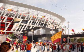 Rzym: Jest porozumienie, Roma będzie mieć stadion