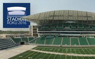Stadion Roku 2016: Powód 16, Mosaic Stadium