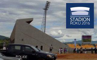 Stadion Roku 2016: Powód 19 – Stade Omnisports de Bafoussam