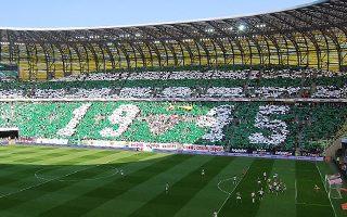 Gdańsk: Będzie komplet na meczu z Legią?