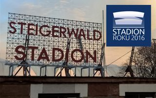 Stadion Roku 2016: Powód 24 – Steigerwaldstadion