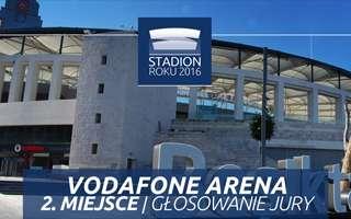Stadion Roku 2016: 2. Miejsce Jury – Vodafone Arena