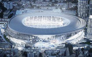 Londyn: Stadion Tottenhamu podrożał do 4 miliardów