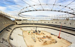 Madryt: Atletico kupiło ziemię pod Wanda Metropolitano