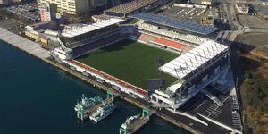 Nowy stadion: Zakaz łowienia ryb z trybun?