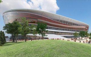 Bruksela: Nie ma zgody na budowę Eurostadionu
