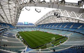 Rosja: Stadion w Soczi otwarty, znowu
