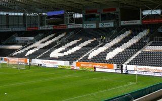 Anglia: Hull obetnie pojemność stadionu
