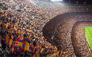 Barcelona: 800 ligowych zwycięstw Barcy na Camp Nou