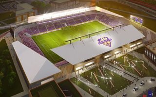 Nowy projekt: Druga liga z Kentucky