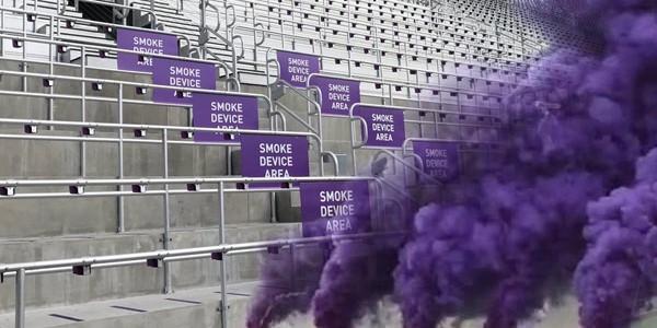 Pirotechnika: Czy ten stadion to ziemia obiecana? Nie do końca