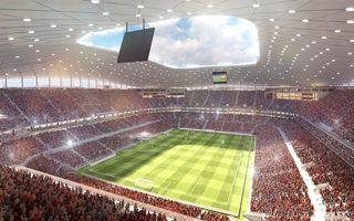 Bruksela: Los się uśmiechnął, jednak powstanie Eurostadion?