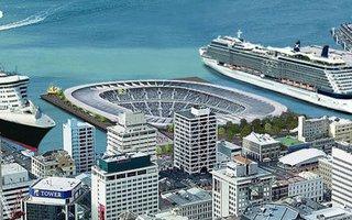 Nowa Zelandia: Stadion pod… wodą? Takiego jeszcze nie było