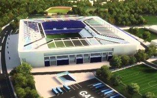 Niemcy: Spadek KSC storpeduje budowę stadionu?
