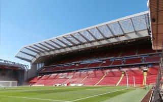 Liverpool: Anfield drugim stadionem Premier League?