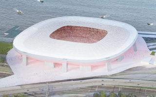 Rotterdam: Jest wsparcie dla stadionu Feyenoordu