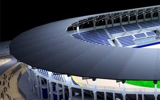 Łódź: Będzie dodatkowe zadaszenie stadionu Orła?