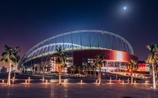 Katar 2022: Khalifa Stadium gotowy, otwarcie już w piątek!