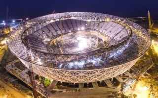 """Wołgograd: Czas na wielki mundialowy """"big lift"""""""