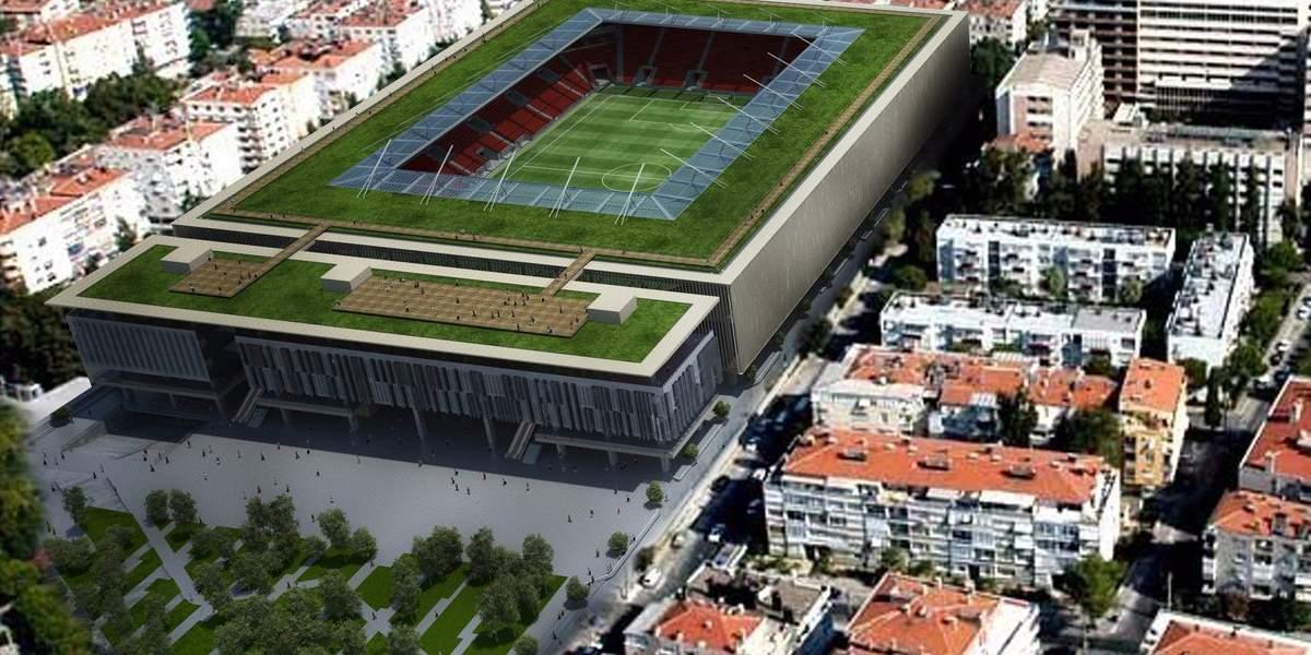 Izmir: Jedno miasto, cztery nowe stadiony