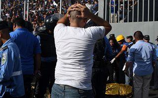 Honduras: 5 ofiar tragedii na stadionie narodowym