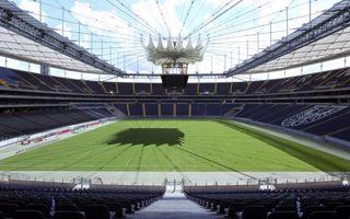 Frankfurt: Eintracht rozbuduje stadion o 10 tysięcy
