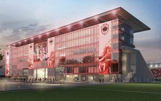 Nowy projekt: Stadion Puszczyka odmieni oblicze w rekordowym tempie