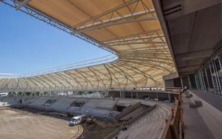 Nowa budowa: Haladás Stadion