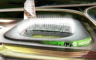 Wenecja: Nowy stadion na 25 tysięcy czeka na prezentację