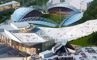 Anglia: Przy stadionie Huddersfield powstanie... stok narciarski