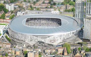 Londyn: Dach Tottenhamu będzie gotowy na początku 2018