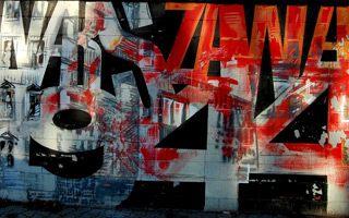 Warszawa: Powstańcze murale wracają na stadion Polonii