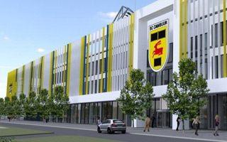 Nowy projekt: Pierwszy geotermalny stadion w Holandii