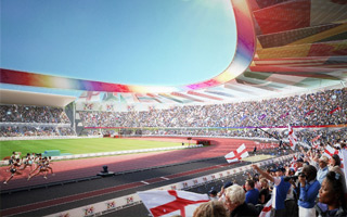 Stadion i projekt: Propozycja Birmingham do Commonwealth Games 2022