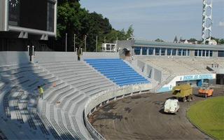 Kijów: Generalny remont stadionu Łobanowskiego