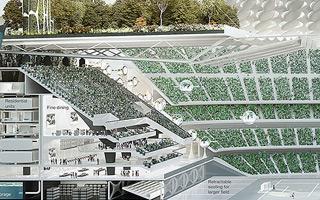 Innowacje: Jaki będzie stadion jutra?