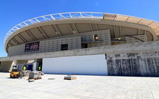 Madryt: Kibice zmuszą Atletico do powrotu na stary stadion?