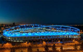 Nowy stadion: W Iranie jest gwiazdą