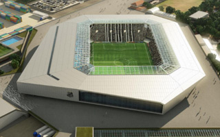 Brazylia: Santos ma nowy plan budowy stadionu
