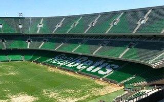 Sewilla: Betis domyka stadion