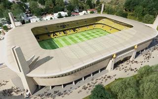 Ateny: AEK zaczyna budowę stadionu