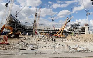 Londyn: WHL znika, a Tottenham testuje miejsca stojące